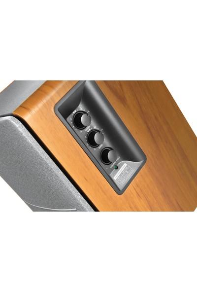 Edifier R1280DB Optic Girişli& Bluetooth 4'' Bass Ünitesi 2.0 Aktif Hoparlör 42W RMS Kahverengi