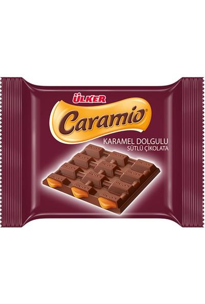 Ülker Caramio Karamelli Çikolata 55 gr
