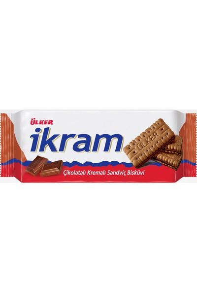 Ülker İkram Çikolatalı 84 gr