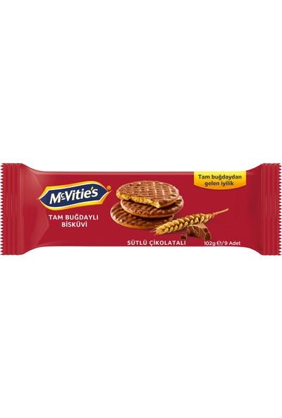 McVities Digestive Sütlü 102 gr