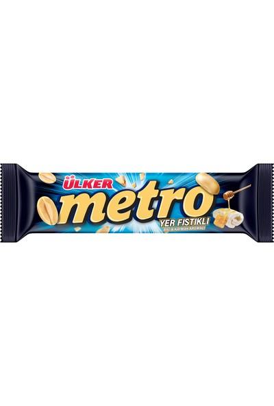 Ülker Metro Bal Kaymak Yer Fıstığı 36 gr