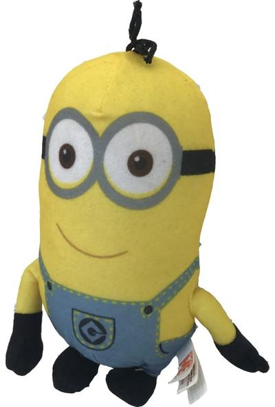 Stuffed Toys Sevimli Peluş Minions Uzun Çiftgöz 20 cm