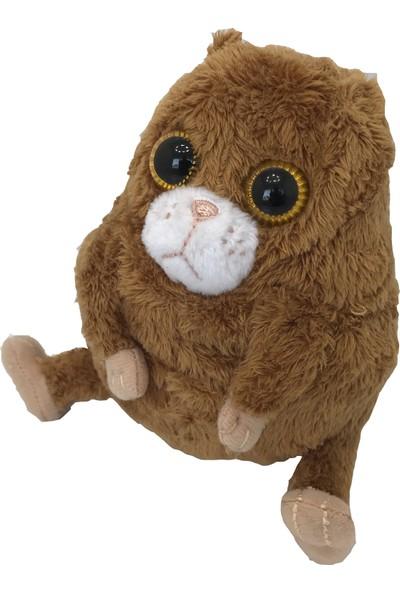 Stuffed Toys Sevimli Peluş Kobay Fare 15 cm