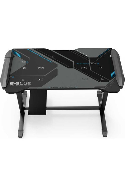 Adore E - Blue Advanced Oyuncu Masası Siyah