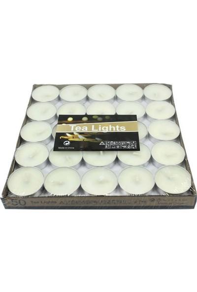 Hobigram Tea Lights Mum 100 Adet