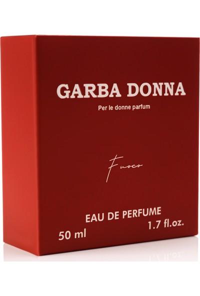 Garba Donna Fuoco 50 ml Edp Kadın Parfüm