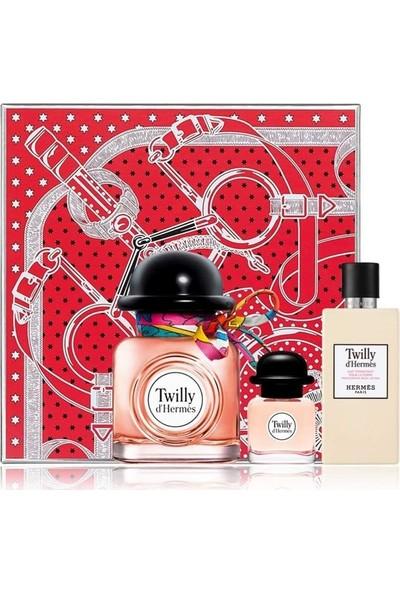 Hermes Twilly D'hermes Edp 85 ml Kadın Parfüm Set