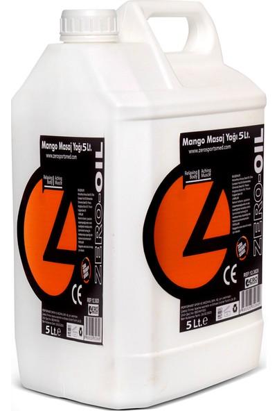 Zerosportsmed Zero-Oil Mango 5 Lt