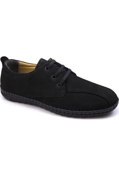 Wow Plus 021 Bağlı Erkek Ayakkabı