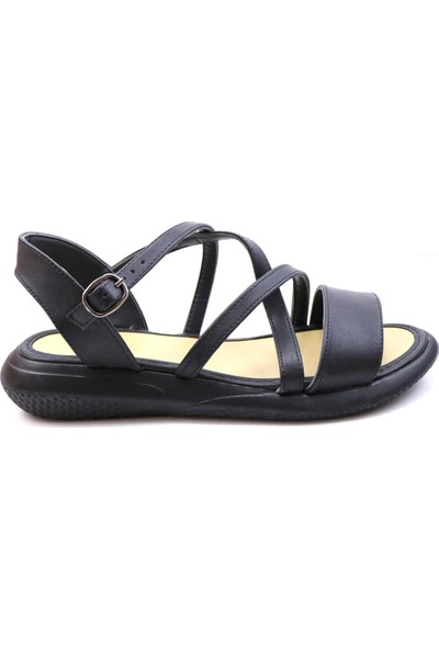 C Bella J-9014 Kadın Poli Sandalet
