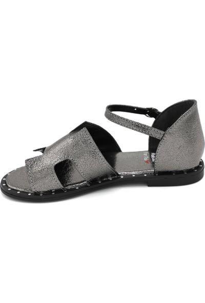 Nil 155 Hermez Kadın Sandalet