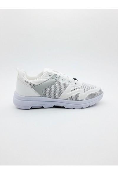 Nbn Marka Raven Model Beyaz Günlük Spor Ayakkabı