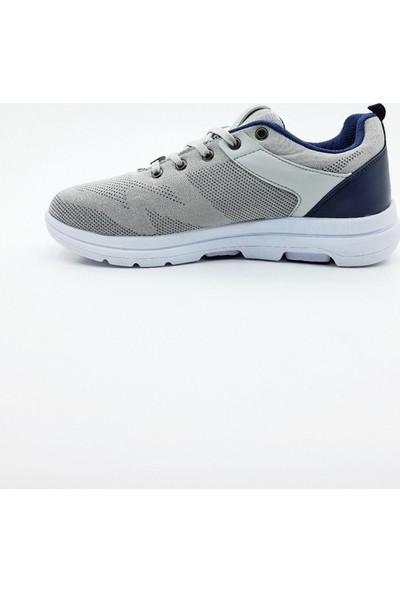 Nbn Marka Raven Model Gri Günlük Spor Ayakkabı