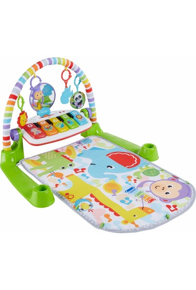 Fisher-Price Lüks Kick & Piano Aktivite Matı