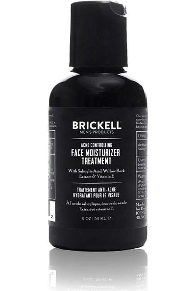 Brıckell Erkekler Için Akne Temizleyici ve Nemlendirici 60 ml - % 2 Salisilik Asit