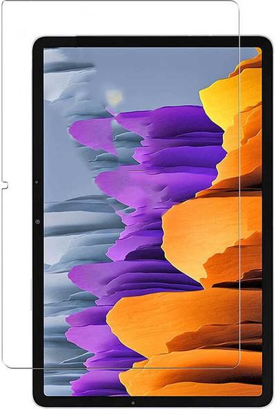 Tekno Grup Samsung Galaxy Tab S7 Plus (T970) 12.4'' Temperli Cam Ekran Koruyucu
