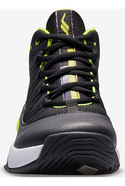 Lescon Bounce 2 Siyah Kadın Basketbol Ayakkabısı