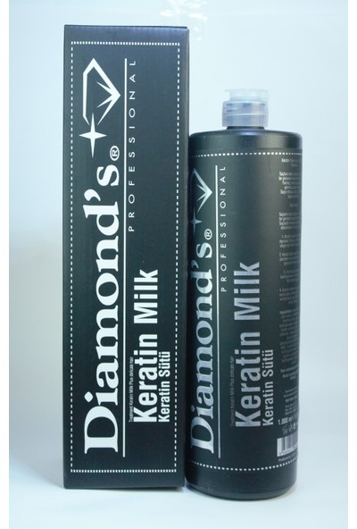 Diamond's Keratin Milk 1 lt