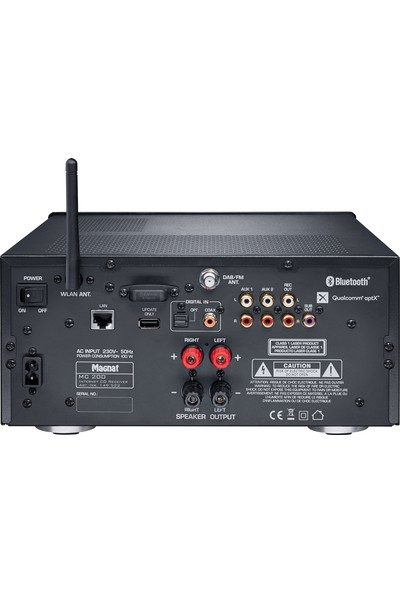 Magnat Mc 200 Network Amfi