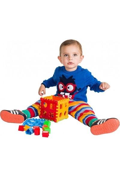Enhoş Bultak Bebek ve Çocuk Zeka Gelişim Seti Oyuncağı