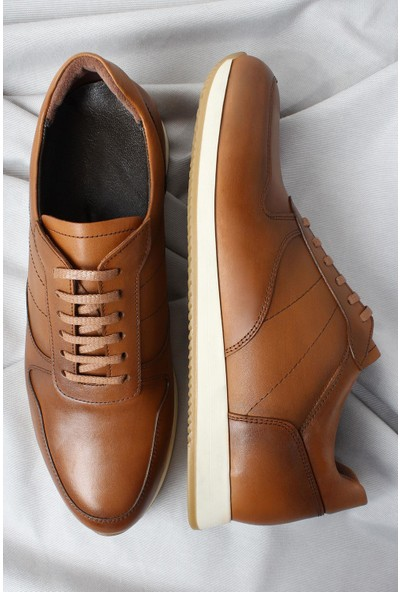 CZ London Deri Erkek Sneaker