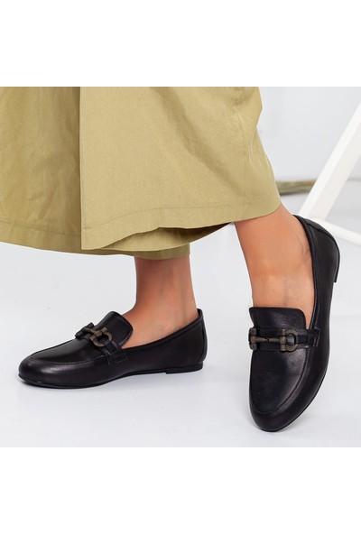 Baggu Deri Anatomik Ayakkabı
