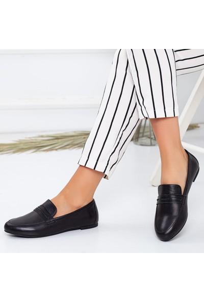 Baggu Kadın Günlük Deri Ayakkabı