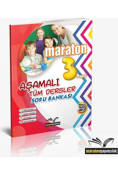 Maraton Yayıncılık 3. Sınıf Aşamalı Tüm Dersler Soru Bankası
