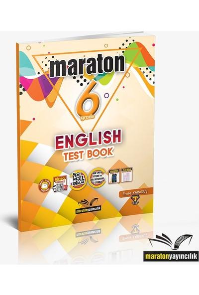 Maraton Yayıncılık 6. Sınıf Ingilizce English Test Book