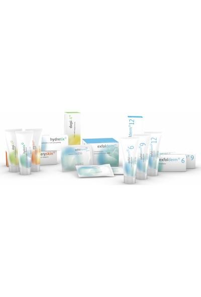 Exfoliderm Exfolderm 6 Glikolik Asit Bazlı Cilt Bakım Peeling Ürünü
