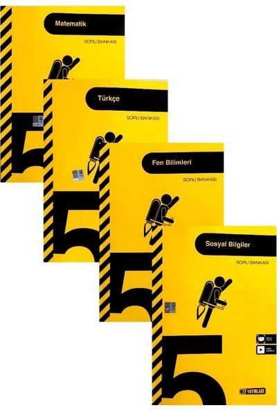 Hız Yayınları 5. Sınıf 4'lü Soru Bankası Seti(2020)
