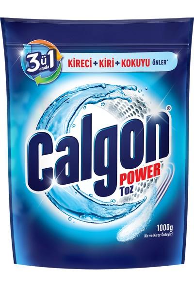 Calgon Çamaşır Makinesi Kireç Önleyici Toz 1000 gr