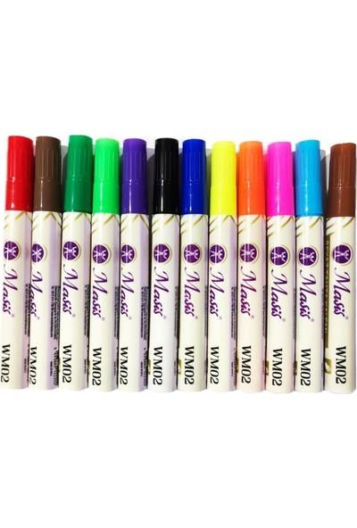 Masis 12 Renk Tahta Kalemi WM02-12
