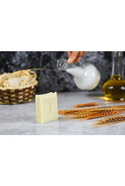 Ahmet Efendi Naturel Shea Butter Yağlı Doğal Cilt Bakım Sabunu