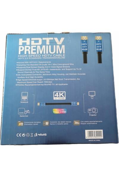 Hiremco 4K HDMI Kablo 2.0V - 20M