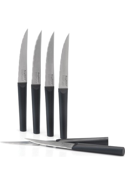 Berghoff Essentials 6 Parça Steak Bıçak Seti