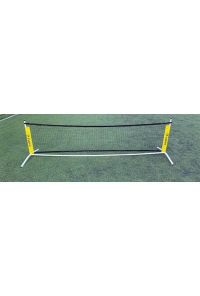Espiva T03 Futbol Ayak Tenisi Filesi Seti (3 Metre)