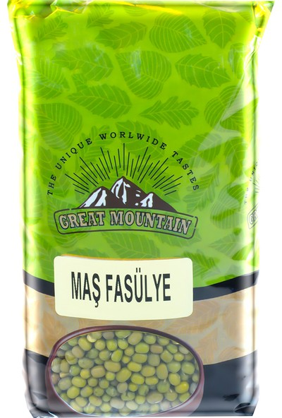 Great Mountain Fasulye Maş 500 G