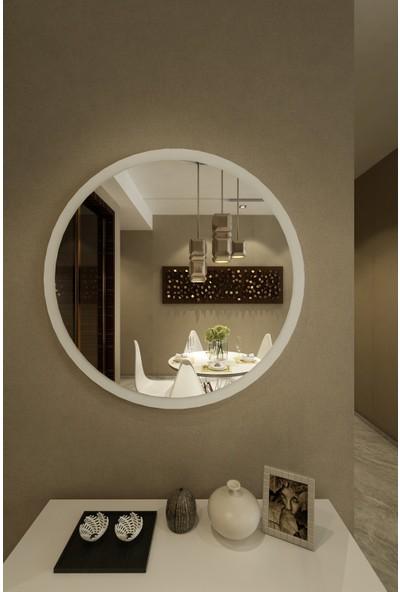 İkizlerceyiz Wendy Dekoratif Konsol Aynası Beyaz