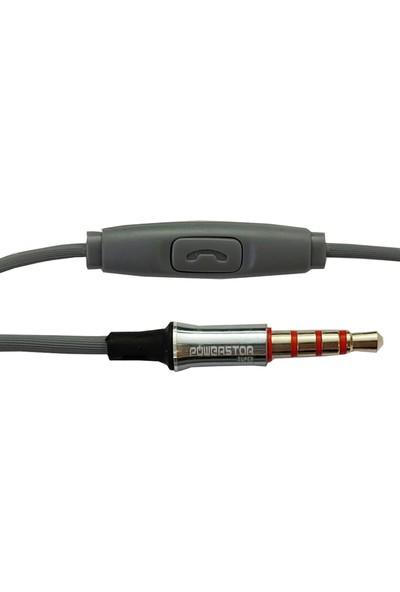 Powerstar Mikrofonlu & File Kablolu Kulak Içi Kulaklık Hd-16