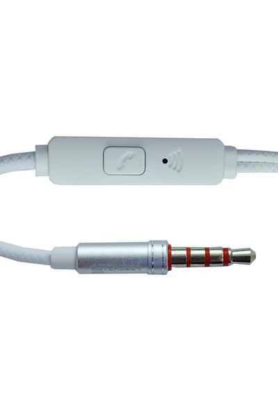 Powerstar Mikrofonlu & File Kablolu Kulak Içi Kulaklık Hd-14