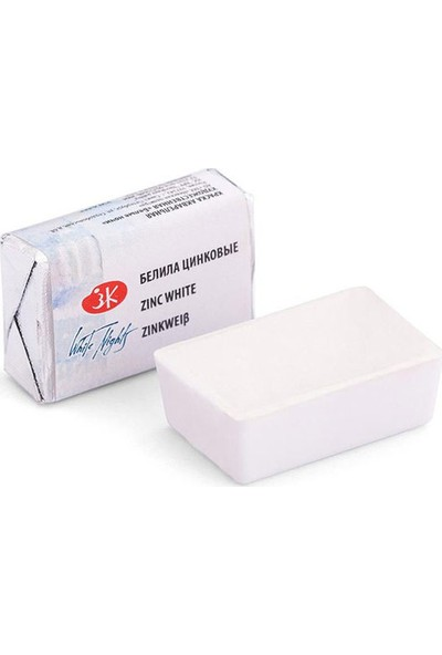 St. Petersburg White Nights Tam Tablet Sulu Boya 100 Zinc White