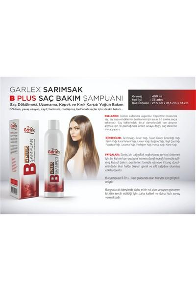 Garlex B Plus Saç Bakım Şampuanı 400 ml