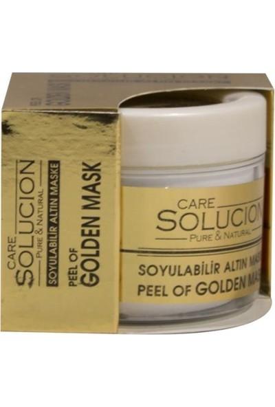Care Solucion Gold Yüz Maskesi 100 ml Kavanoz