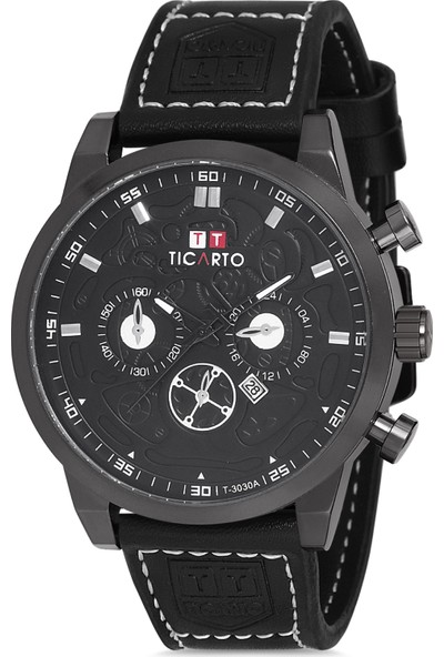 Ticarto T-3030A Erkek Kol Saati