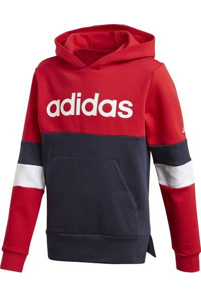 adidas Çocuk Sweatshirt Yb Lın Cb Hd Fl GD6331