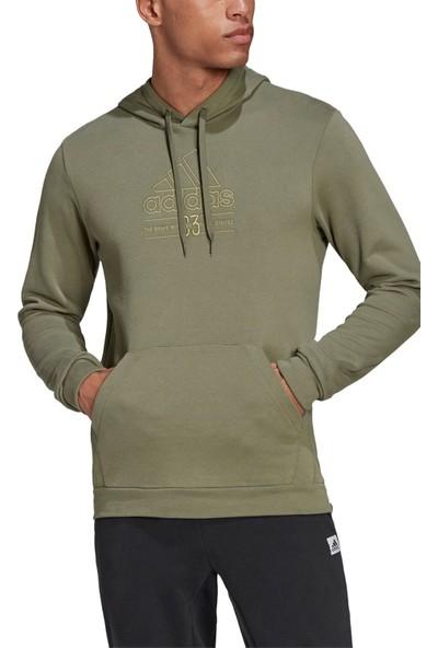 adidas Erkek Sweatshirt M Bb Hd Sw GD3846