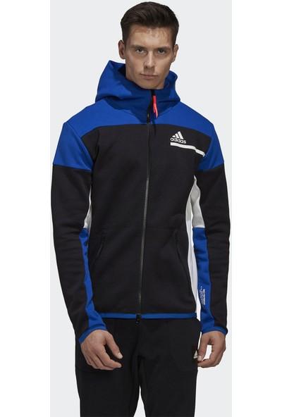 adidas Erkek Sweatshirt Zne Fz GM6532