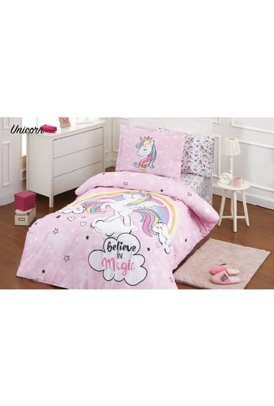 Özdilek Unicorn Tek Kişilik Uyku Seti
