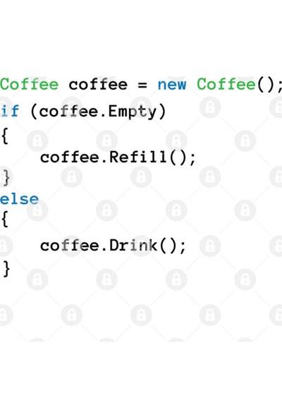 Fizello Coffee Code Kupa Bardak